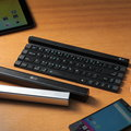 LG Rolly is a plastic Bluetooth keyboard you can actually roll up
