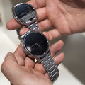 New Moto 360: Two sizes, sleeker design, but still has that black bar on the face (hands-on)