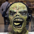 Ed-Ph0n3s in not a new YouTuber, its the first pair of Iron Maiden headphones from Onkyo