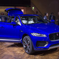 Jaguar F-Pace: The first ever Jaguar SUV goes tech-heavy