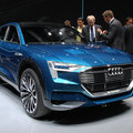 Audi e-tron Quattro SUV concept: An electric Q6 in disguise