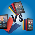 Amazon Fire 7 vs Fire HD 8 vs Fire HD 8 Plus vs Fire HD 10: Quelle tablette Fire devriez-vous acheter?