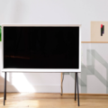 Samsung Serif TV is a television that doubles as designer furniture