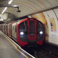 London tube trains use braking energy to power entire Underground station