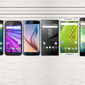 Nexus 5X vs Galaxy S6, Xperia Z5, OnePlus 2, Moto G and Moto X Play: What's the difference?
