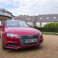 Audi A4 (2016) first drive: All about the extras