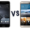 HTC One A9 vs One M9: Which is the best for you?
