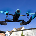 Drone crash takes down power in hundreds of homes