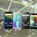 BlackBerry Priv vs Nexus 6P, Galaxy S6 edge Plus, Xperia Z5 Premium, OnePlus 2, LG G4: What's the difference?
