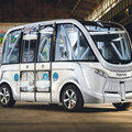First driverless Navya buses to hit the streets in 2016