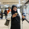Monument Valley developer ustwo and TfL combine to help blind people around Tube stations