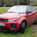 Range Rover Evoque 2016 review: Pushing design and performance further