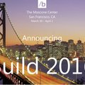 Microsoft sets dates for Build 2016 conference