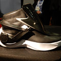These trainers tighten around your feet like Back to the Future's self-lacing shoes