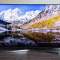 Samsung KS9500 SUHD TV review : HDR le plus brillant, incliné sur une courbe