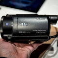 Sony FDR-AX53 offers pro quality 4K video recording for a consumer price