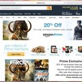 Amazon Prime members get a new perk: 20 per cent off all video game releases