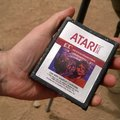 Atari ET excavation finds 30-year old game
