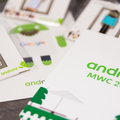 Android at MWC: There are 87 pin badges, and here's what they look like