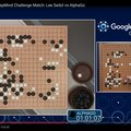 Watch Google DeepMind's AlphaGo beat a professional Go player - twice!