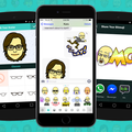 Snapchat might soon let you add Bitstrips to photos and videos
