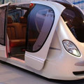 These driverless pod cars will be on the road this year