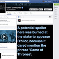 Avoid Game of Thrones spoilers with brilliant new Chrome extension