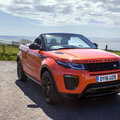 Range Rover Evoque Convertible first drive: Top down, revs up