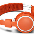 Urbanears turned its Active Hellas headphones 'clay red' for Roland-Garros
