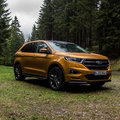 Ford Edge review: Big but facing bitter rivals