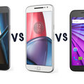 Motorola Moto G4 vs Moto G4 Plus vs Moto G3: What's the difference?