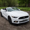Ford Mustang GT Convertible review: groot, brutaal en nu Brits