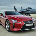 Win two tickets to Goodwood to see the Lexus LC 500 sports coupe