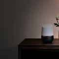 "Google Home official and coming ""later this year"", Google's answer to Amazon Echo"