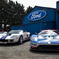 Ford GT: Ford Performance heritage from 1966 to Le Mans 2016
