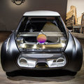 Mini's future vision is an urban go-kart, made for sharing