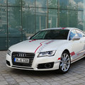 Audi piloted driving: A real-world glimpse into the future of self-driving cars