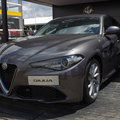 Alfa Romeo Giulia Quadrifoglio: Alfa's super saloon return (gallery)