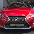 Lexus LC 500: Goodwood 2016 sees the concept become reality (gallery)