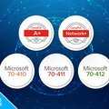 Get 6 IT certifications with the Essential CompTIA and Microsoft Windows Server Administrator Certification Bundle (96 per cent off)