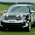 Bear Grylls confirms: New Land Rover Discovery has seats you can fold with a smartphone