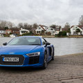 Audi R8 V10 Plus 2016 review: Praktisch durch technic