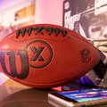 Wilson X Connected American Football preview: Touching down in the UK 1 January