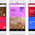 Google Play Music gets smarter and much better looking