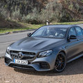 Mercedes-AMG E63 first drive: The luxe lunatic