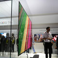 "LG Signature OLED W preview: 2.5mm thin wall-mounted ""wallpaper"" TV is simply stunning"