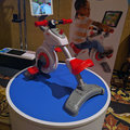 Fisher-Price Smart Cycle preview: An indoor exercise bike for kids