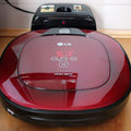 LG Hom-Bot Square robotic vacuum cleaner review