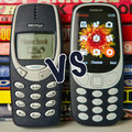 Nokia 3310 vs Nokia 3310: What's the difference 17 years on?
