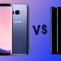 Samsung Galaxy S8 vs Apple iPhone 7 : Quelle est la différence ?